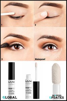 Waterproof Eyeshadow, Beauty Uk, Eyeshadow Primer, Professional Makeup, Lipstick, Outfits, Lipsticks, Suits, Kleding