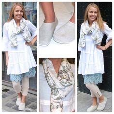 Happy go tuesday folkens!  Vakkert og komfortabelt fra Gozip.   #goziplillestrom #gozip #gozipgirls #gozipgirlz #gozipjentene #fashion #mote #klær #news #nyheter #nettbutikk #lillestrom #lillestrøm #norge #norway #sko #shoes #bags #vesker #kjoler #dresses #pants #bukser #mapp #cream #creamie #spicyvanilla #angelsneverdie #stylesnob