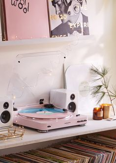 Swooning over this@audiotechnicausa X UO turntable, online now in two exclusive colors! #ATspins#UOHome #urbanoutfitters