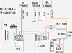 Wiring Diagram For Chinese 110 Atv The Wiring Diagram Eds Atv