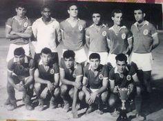 benfica reservas 1964-65.  Manuel José,Benje,Malta da Silva,Severino,Brás,Luciano. Augusto Silva,Pedras,Guerreiro,Arcanjo,Mendes.