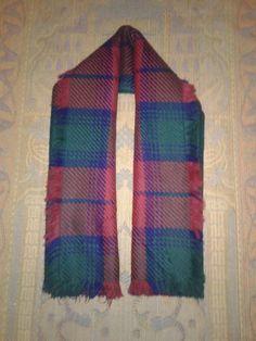 Vintage men scarf / Chic men scarf by SistersBazar on Etsy