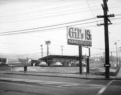 Gil's Restaurant, 1955