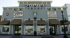 Burch Creek Mercantile (Ogden): soda fountain, fudge, and ice cream