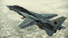 Navy F-14D Tomcat