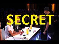 Smoothini: Bar Magician SECRET REVEALED Flies Through Amazing Tricks - Americas Got Talent - YouTube