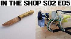 Wooden Knife, Automatic Switch, Oil Stones And More