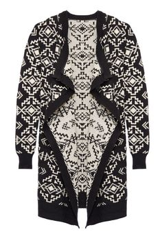 Looking for a chic pattern for fall? Try the JustFab Kendall Knit Sweater for a dose of cute & cozy.