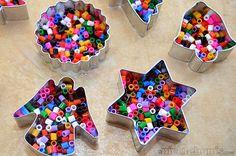 Fusible Bead Ornaments