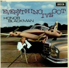 Honor Blackman - Everything I've Got at Discogs