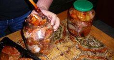 Sült hús zsírban eltéve az évszázadok óta bevált módszer