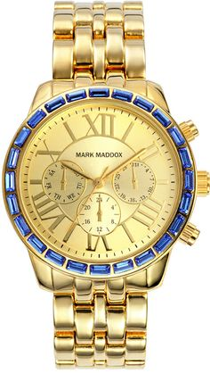 Mark Maddox Golden Chic ref. number MM6002-23