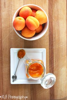 The Curious Country Cook: : Spiced Apricot Jam