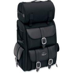 S3500 Deluxe Sissy Bar Bag