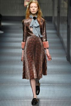 Coleção // Gucci, Milão, Inverno 2016 RTW // Foto 30 // Desfiles // FFW