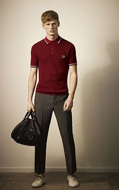 1.4.1 │ Fred Perry was a subcultural icon for men ...