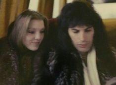 Mary Austin and Freddie Mercury Mary Austin Freddie Mercury, Freddie Mercury Quotes, Queen Freddie Mercury, Queen Love, Save The Queen, Roger Taylor, Somebody To Love, Queen Band, Brian May