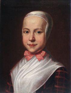 Morovian girl