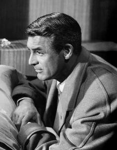 """Cary Grant en """"Murmullos en la ciudad"""", 1951"""
