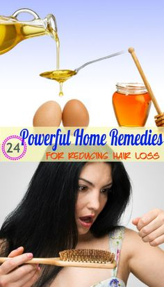 24 Powerful Home Remedies for Preventing Hair Loss