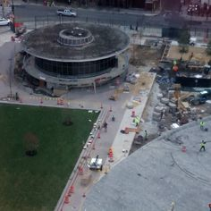 #lovepark has grass!!! I wonder if this will be open soon? #philly #love #lovephilly