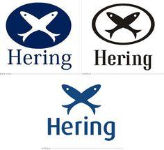 novo logo: HERING