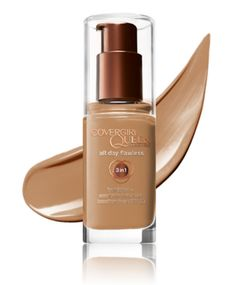 The Best Foundations for Each Skin Type: Best Drugstore Foundation for Darker Skin: CoverGirl Queen Collection