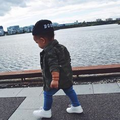 45 Cozy Little Boy Outfits Ideas For Winter - edwardjose. Baby Boy Clothes Hipster, Baby Boy Swag, Cute Baby Boy, Cute Baby Clothes, Little Boy Outfits, Cute Outfits For Kids, Toddler Outfits, Baby Boy Outfits, Toddler Boy Fashion