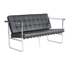 Finemod Imports Modern Celona Loveseat #design #homedesign #modern #modernfurniture #design4u #interiordesign #interiordesigner #furniture #furnituredesign #minimalism #minimal #minimalfurniture