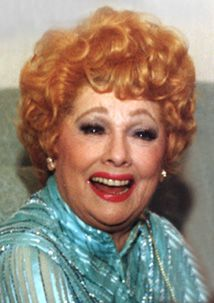 Lucille Ball Such A Beautiful Red Head And One Of The Funniest Las Ever