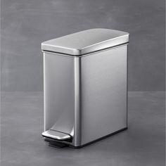 simplehuman® Profile 2.6-Gallon Step Can