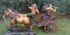 Celtic War Chariot