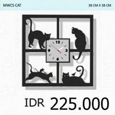 11 Gambar Jam Dinding Unik Terbaik Contemporary Wall Clocks