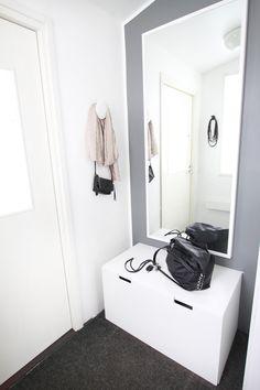 hallway - muotoseikka\