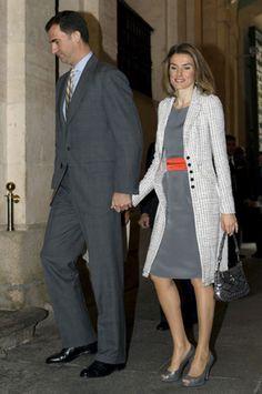 [Código: LETIZIA 0077] Su Alteza Real la Princesa de Asturias Letizia Ortiz
