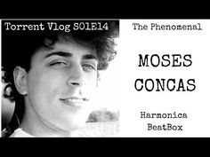 Moses Concas | Best street busker in the world! Fusing BeathBox with Blues, Jazz and Baroque. Incredible tallent.