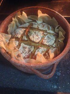 Deliciaaaaaaaaa  Pão artesanal Fácil  Easy artisan bread   #artisanbread #pão #Pãoartesanal #Homemade #Homemadebread #bread #easybread #deliciousbread #pãocaseiro #Pain