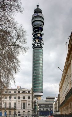 bt tower london - Google Search