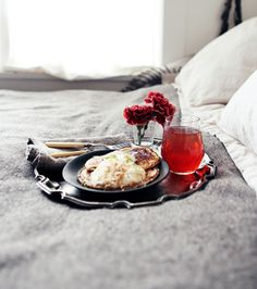 what's more delightful than breakfast in bed  http://www.marchestgeorge.com/