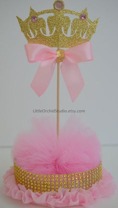 Princess Baby Shower/ Princess Birthday/ by LittleOrchidStudio