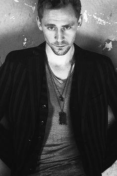 Tom Hiddleston...He is so yummy looking!