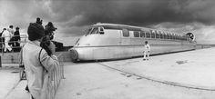 Июль 1970. Испытания в Орлеане.
