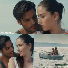 La dolcezza. #cherryseason #ayazeoyku #ayaz #oyku #serkancayoglu #ozgegurel #love #ship #serietv