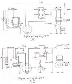Lifan Wiring Diagram 200cc Lifan Wiring Diagram | cafe electrics | Pinterest | Diagram, Wire and