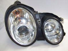 98-02 Mercedes-Benz CLK320 CLK430 Right RH HID Xenon Headlight Assembly +Ballast #MercedesBenz