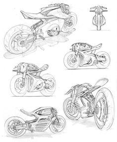 Bike Sketch, Car Sketch, Futuristic Motorcycle, Motorcycle Art, Hover Bike, Motorbike Design, Concept Motorcycles, Automotive Design, Auto Design