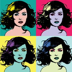 70 awesome Adobe Illustrator Tutorials I just like the hair!