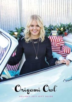 You're making a list and checking it twice. Let Origami Owl help you find the perfect gift for all the special women in your life! Check out our Holiday 2017 Gift Guide! #akcharm