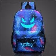 Pokemon Gengar Backpack Essentials