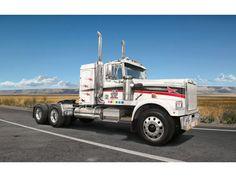 Italeri Classic Western Star 4964 1:24 Scale Plastic Model Truck Kit